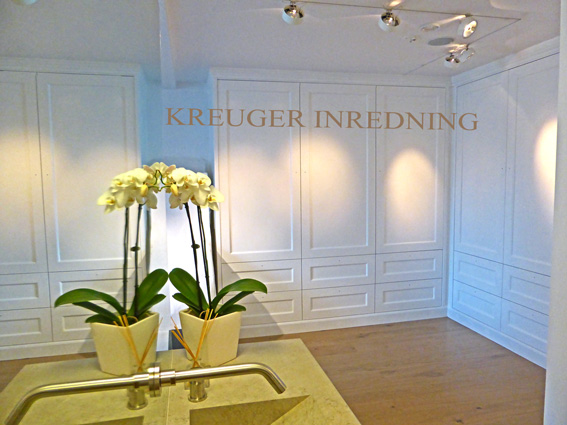 Kreuger Dressing room